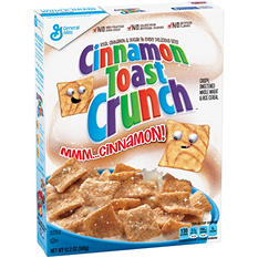 Cinnamon Toast Crunch Cereal (12.2 oz.)
