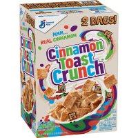 Cinnamon Toast Crunch Cereal (49.5 oz., 2 pk.)