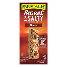 Nature Valley Sweet & Salty Almond Bar (1.2 oz. bars, 48 ct.)