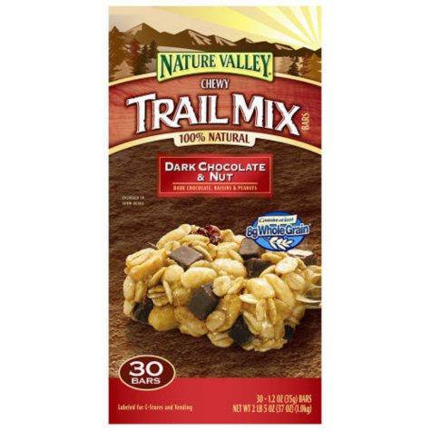 Nature Valley® Dark Choc. Chewy Trail Mix - 30ct