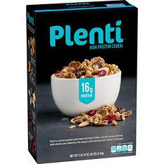 Plenti High Protein Cereal (2 lb. 10 oz.)