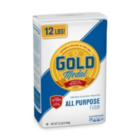 Gold Medal All Purpose Flour (12 lbs.)