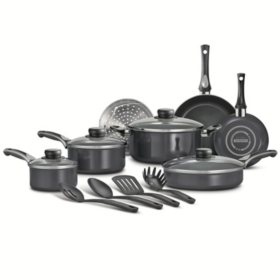 Tramontina 15-Piece PFOA-free Nonstick Cookware Set (Assorted Colors)