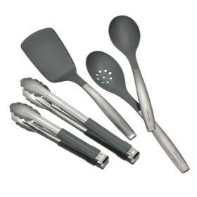 Tramontina 5-Piece Kitchen Utensil Set