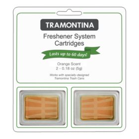Tramontina Step Can Freshener System Cartridges, Select Scent (2 pk.)