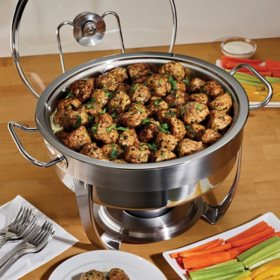 Tramontina 4.5 Qt. Stainless-Steel Chafing Dish