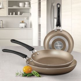 "Tramontina 3-Piece Nonstick Fry Pan Set (8"", 10"" and 12"")"