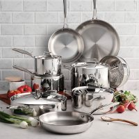 Deals on Tramontina 14-Piece Cookware Set