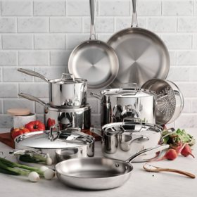 Tramontina 14-Piece Cookware Set