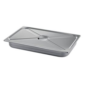 Tramontina Stainless Steel Covered Food Pan, 9 qt.