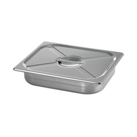 Tramontina Stainless Steel Covered Food Pan, 4.5 qt.
