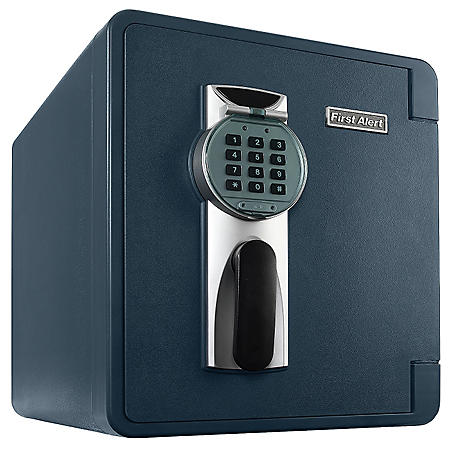 First Alert - 2087DF Waterproof 1 Hour Fire Safe with