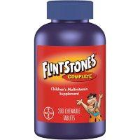Flintstones Complete Childrens Chewable Multivitamin (200 ct.)