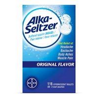 Alka-Seltzer Original Antacid Effervescent Tablets (116 ct.)