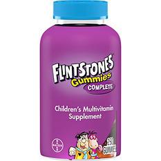 Flintstones Gummies Complete Vitamin Supplement (250 ct.)