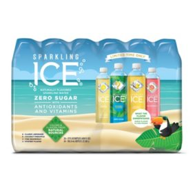 Sparkling Ice Summer, Variety Pack (17 fl. oz., 24 pk.)