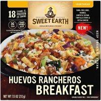 Sweet Earth Huevos Rancheros Plant-Based Breakfast Bowl, Frozen (4 pk.)