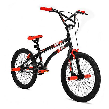 """Kent 20"""" Quickspin BMX Single-Speed Kid's Bicycle"""