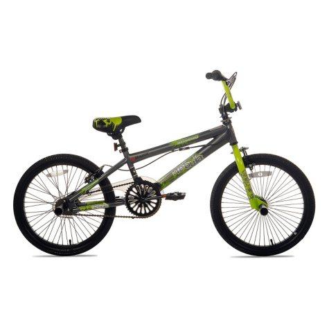 "Razor 20"" Boy's Nebula Bicycle - Green/Gray"