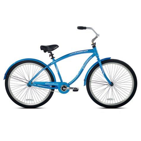 "Giordano 29"" Men's Cosenza Cruiser Bicycle - Blue"