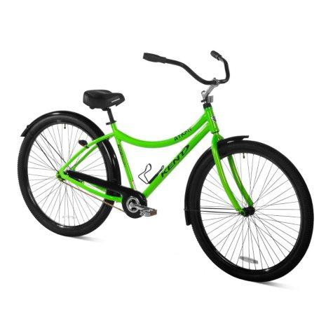 """AYKM 32"""" Men's Beach Cruiser Bicycle - Green"""