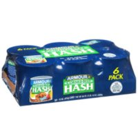 Armour Corned Beef Hash (15 oz. can, 6 ct.)