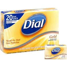 Dial Antibacterial Deodorant Soap, Gold (4 oz., 20 ct.)