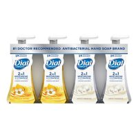 Dial Complete Foaming Hand Wash, Variety Pack (7.5 fl. oz., 4 pk.)