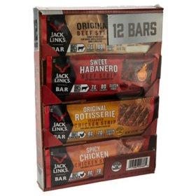 Jack Link's Bar Variety Pack (12 pk.)