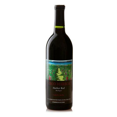 Good Harbor Vineyards Red Wine (750 ml)