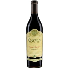 Caymus Vineyards Napa Valley Cabernet Sauvignon (750 ml)