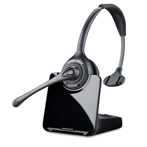 Plantronics - CS510 Monaural Over-the-Head Wireless Headset