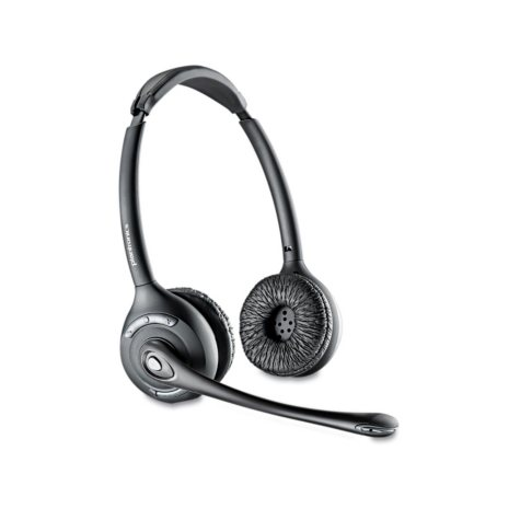 Plantronics - CS520 Binaural Over-the-Head Wireless Headset