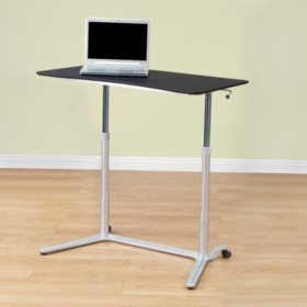 Sierra Adjustable Desk (Assorted Colors)
