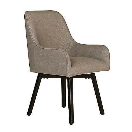 Spire Luxe Swivel Accent Arm Chair, Assorted Colors