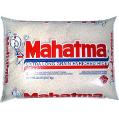 Mahatma Extra Long Grain White Rice (20 lbs.)