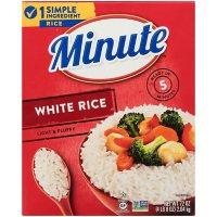 Minute White Rice, Instant White Rice (72 oz.)