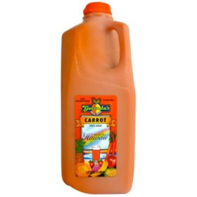 Govinda's Carrot Juice - 1/2 gal.