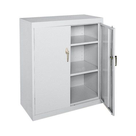 "Sandusky Welded Steel Storage Cabinet (36""W x 18""D x 42""H)"