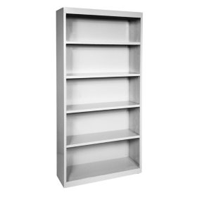 5-Shelf Elite Series Welded Bookcase (Assorted Colors)