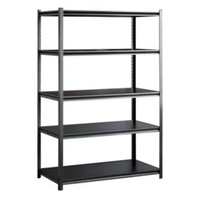 Muscle Rack 5-Level Heavy-Duty Steel Shelving