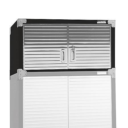 "Seville Classics UltraHD Cabinet Stacker, 36"" W x 18"" D x 18.5"" H"