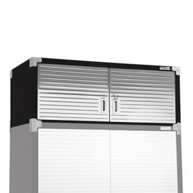 "Seville Classics UltraHD Cabinet Stacker - 48""W x 24""D x 18.5""H"
