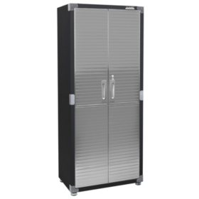 Seville Classics Ultra-HD 2-Door Medium Cabinet