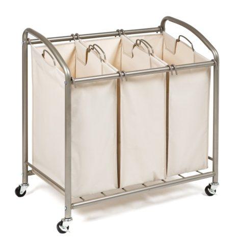 3-bag Laundry Sorter