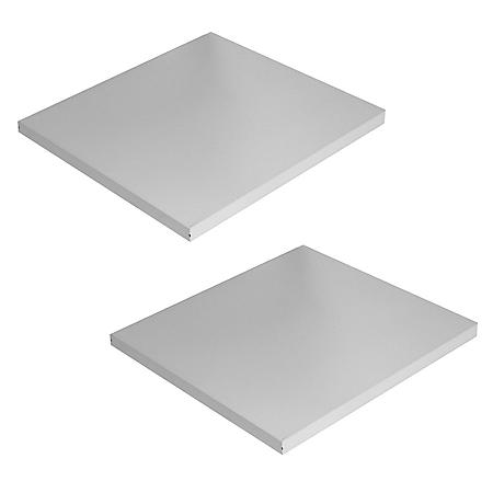Seville Classics UltraHD Shelves for Locker Gear Cabinets (2 pk.)