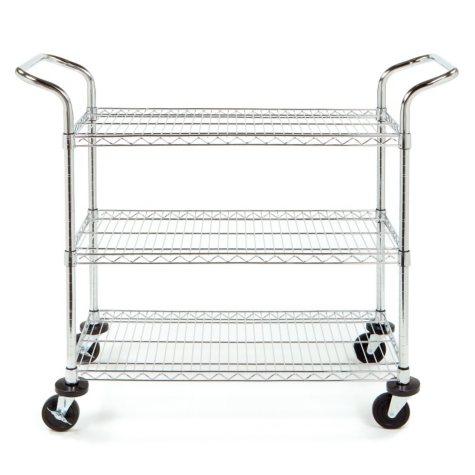 Seville Classics Utility Cart