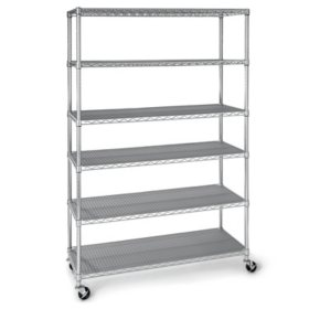 5fc63f5b4b47 Garage Shelving - Sam's Club