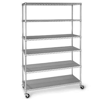 Memberu0027s Mark 6 Level Commercial Storage Shelving