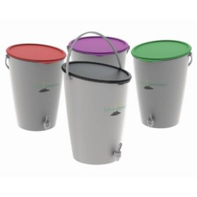 Bokashi 4 Gallon Urban Kitchen Composter (Various Colors)